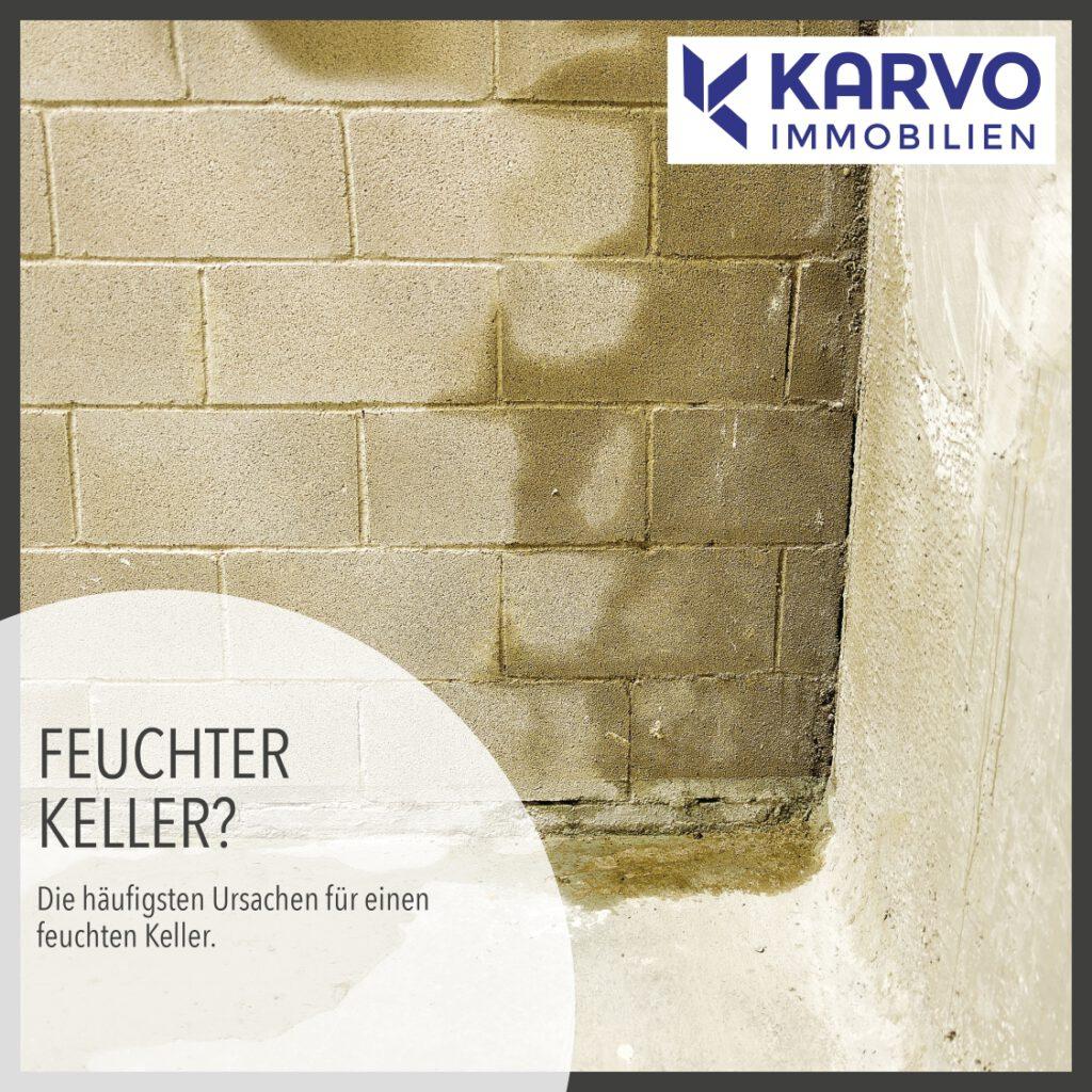 Feuchter Keller?